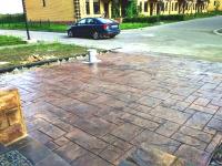 """Форма для печатного бетона """"Тесаный камень"""", купить по выгодной цене"""